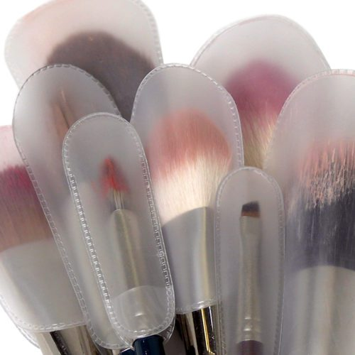Makeup Brush Covers To Stop Makeup Transfering